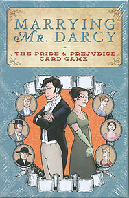 Spirit Games (Est. 1984) - Supplying role playing games (RPG), wargames rules, miniatures and scenery, new and traditional board and card games for the last 20 years sells Marrying Mr Darcy