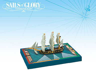 Spirit Games (Est. 1984) - Supplying role playing games (RPG), wargames rules, miniatures and scenery, new and traditional board and card games for the last 20 years sells Sails of Glory: Alligator 1782