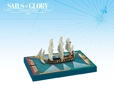 Spirit Games (Est. 1984) - Supplying role playing games (RPG), wargames rules, miniatures and scenery, new and traditional board and card games for the last 20 years sells Sails of Glory: Thorn 1779