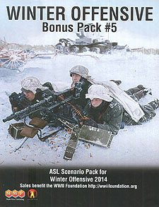Spirit Games (Est. 1984) - Supplying role playing games (RPG), wargames rules, miniatures and scenery, new and traditional board and card games for the last 20 years sells ASL: Winter Offensive Bonus Pack #5