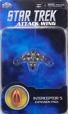 Spirit Games (Est. 1984) - Supplying role playing games (RPG), wargames rules, miniatures and scenery, new and traditional board and card games for the last 20 years sells Star Trek: Attack Wing Bajoran Interceptor 5 Wave 5 Expansion Pack