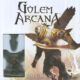Spirit Games (Est. 1984) - Supplying role playing games (RPG), wargames rules, miniatures and scenery, new and traditional board and card games for the last 20 years sells Golem Arcana Base Game Set
