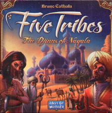 Spirit Games (Est. 1984) - Supplying role playing games (RPG), wargames rules, miniatures and scenery, new and traditional board and card games for the last 20 years sells Five Tribes