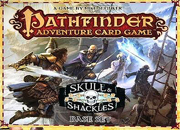 Spirit Games (Est. 1984) - Supplying role playing games (RPG), wargames rules, miniatures and scenery, new and traditional board and card games for the last 20 years sells Pathfinder Adventure Card Game: Skull and Shackles - Base Set