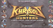 Spirit Games (Est. 1984) - Supplying role playing games (RPG), wargames rules, miniatures and scenery, new and traditional board and card games for the last 20 years sells Khrysos Hunters