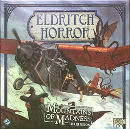 Spirit Games (Est. 1984) - Supplying role playing games (RPG), wargames rules, miniatures and scenery, new and traditional board and card games for the last 20 years sells Eldritch Horror: Mountains of Madness