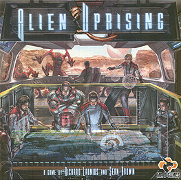 Spirit Games (Est. 1984) - Supplying role playing games (RPG), wargames rules, miniatures and scenery, new and traditional board and card games for the last 20 years sells Alien Uprising includes Map Pack promo (Sector 3)