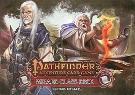 Spirit Games (Est. 1984) - Supplying role playing games (RPG), wargames rules, miniatures and scenery, new and traditional board and card games for the last 20 years sells Pathfinder Adventure Card Game: Wizard Class Deck