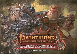 Spirit Games (Est. 1984) - Supplying role playing games (RPG), wargames rules, miniatures and scenery, new and traditional board and card games for the last 20 years sells Pathfinder Adventure Card Game: Ranger Class Deck