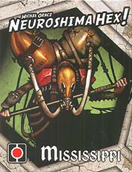 Spirit Games (Est. 1984) - Supplying role playing games (RPG), wargames rules, miniatures and scenery, new and traditional board and card games for the last 20 years sells Neuroshima HEX! Mississippi