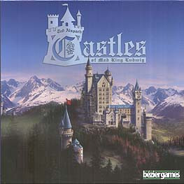 Spirit Games (Est. 1984) - Supplying role playing games (RPG), wargames rules, miniatures and scenery, new and traditional board and card games for the last 20 years sells Castles of Mad King Ludwig