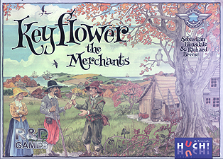 Spirit Games (Est. 1984) - Supplying role playing games (RPG), wargames rules, miniatures and scenery, new and traditional board and card games for the last 20 years sells Keyflower: The Merchants