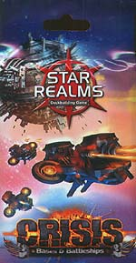 Spirit Games (Est. 1984) - Supplying role playing games (RPG), wargames rules, miniatures and scenery, new and traditional board and card games for the last 20 years sells Star Realms: Crisis Bases and Battleships