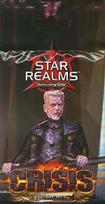 Spirit Games (Est. 1984) - Supplying role playing games (RPG), wargames rules, miniatures and scenery, new and traditional board and card games for the last 20 years sells Star Realms: Crisis Heroes