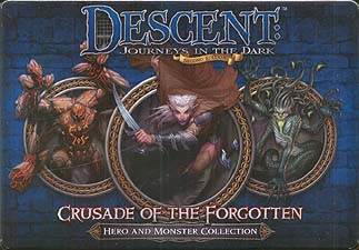 Spirit Games (Est. 1984) - Supplying role playing games (RPG), wargames rules, miniatures and scenery, new and traditional board and card games for the last 20 years sells Descent: Journeys in the Dark Second Edition - Crusade of the Forgotten Expansion