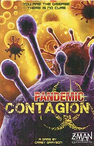 Spirit Games (Est. 1984) - Supplying role playing games (RPG), wargames rules, miniatures and scenery, new and traditional board and card games for the last 20 years sells Pandemic: Contagion