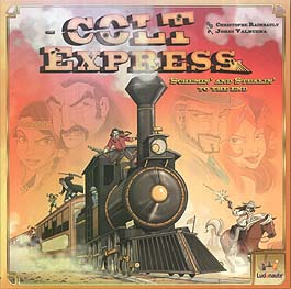 Spirit Games (Est. 1984) - Supplying role playing games (RPG), wargames rules, miniatures and scenery, new and traditional board and card games for the last 20 years sells Colt Express