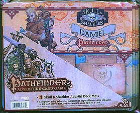 Spirit Games (Est. 1984) - Supplying role playing games (RPG), wargames rules, miniatures and scenery, new and traditional board and card games for the last 20 years sells Pathfinder Adventure Card Game: Skull and Shackles Add-On Deck Mats