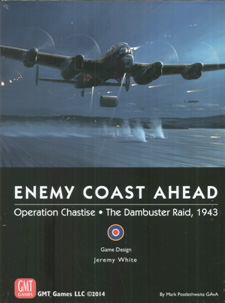 Spirit Games (Est. 1984) - Supplying role playing games (RPG), wargames rules, miniatures and scenery, new and traditional board and card games for the last 20 years sells Enemy Coast Ahead: The Dambuster Raid, 1943