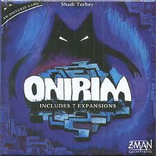 Spirit Games (Est. 1984) - Supplying role playing games (RPG), wargames rules, miniatures and scenery, new and traditional board and card games for the last 20 years sells Onirim (includes 7 Expansions)