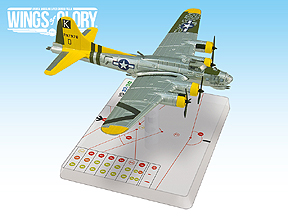 Spirit Games (Est. 1984) - Supplying role playing games (RPG), wargames rules, miniatures and scenery, new and traditional board and card games for the last 20 years sells Wings of Glory WWII: B-17G (A Bit of Lace)