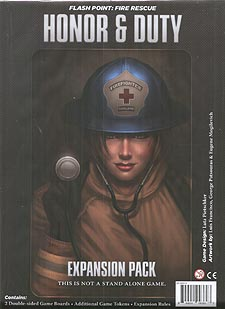Spirit Games (Est. 1984) - Supplying role playing games (RPG), wargames rules, miniatures and scenery, new and traditional board and card games for the last 20 years sells Flash Point: Fire Rescue - Honor and Duty