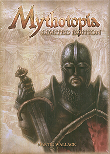 Spirit Games (Est. 1984) - Supplying role playing games (RPG), wargames rules, miniatures and scenery, new and traditional board and card games for the last 20 years sells Mythotopia Limited Edition