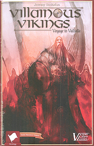 Spirit Games (Est. 1984) - Supplying role playing games (RPG), wargames rules, miniatures and scenery, new and traditional board and card games for the last 20 years sells Villainous Vikings: Voyage to Valhalla