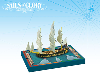 Spirit Games (Est. 1984) - Supplying role playing games (RPG), wargames rules, miniatures and scenery, new and traditional board and card games for the last 20 years sells Sails of Glory: HMS Orpheus 1780/HMS Amphion 1780