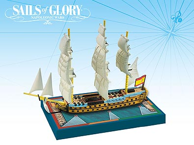 Spirit Games (Est. 1984) - Supplying role playing games (RPG), wargames rules, miniatures and scenery, new and traditional board and card games for the last 20 years sells Sails of Glory: Argonauta 1806/Heroe 1808