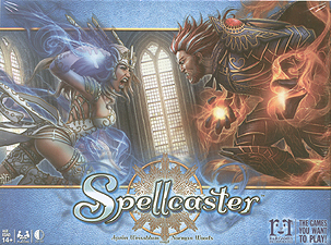 Spirit Games (Est. 1984) - Supplying role playing games (RPG), wargames rules, miniatures and scenery, new and traditional board and card games for the last 20 years sells Spellcaster