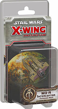 Spirit Games (Est. 1984) - Supplying role playing games (RPG), wargames rules, miniatures and scenery, new and traditional board and card games for the last 20 years sells Star Wars: X-Wing Miniatures Game M3-A Interceptor Wave 6 Expansion