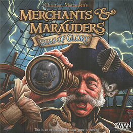 Spirit Games (Est. 1984) - Supplying role playing games (RPG), wargames rules, miniatures and scenery, new and traditional board and card games for the last 20 years sells Merchants and Marauders: Seas of Glory