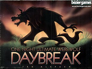 Spirit Games (Est. 1984) - Supplying role playing games (RPG), wargames rules, miniatures and scenery, new and traditional board and card games for the last 20 years sells One Night Ultimate Werewolf Daybreak