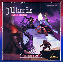 Spirit Games (Est. 1984) - Supplying role playing games (RPG), wargames rules, miniatures and scenery, new and traditional board and card games for the last 20 years sells Altaria: Clash Of Dimensions