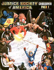Spirit Games (Est. 1984) - Supplying role playing games (RPG), wargames rules, miniatures and scenery, new and traditional board and card games for the last 20 years sells DC Comics Deck-Building Game: Justice Society of America - Crossover Pack 1