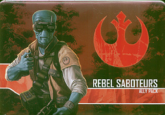 Spirit Games (Est. 1984) - Supplying role playing games (RPG), wargames rules, miniatures and scenery, new and traditional board and card games for the last 20 years sells Star Wars: Imperial Assault - Rebel Saboteurs Ally Pack