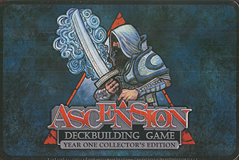 Spirit Games (Est. 1984) - Supplying role playing games (RPG), wargames rules, miniatures and scenery, new and traditional board and card games for the last 20 years sells Ascension: Year One Collector