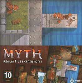 Spirit Games (Est. 1984) - Supplying role playing games (RPG), wargames rules, miniatures and scenery, new and traditional board and card games for the last 20 years sells Myth: Realm Tile Expansion 1