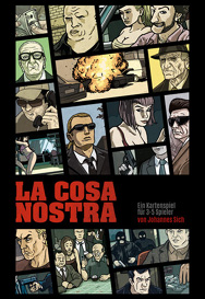 Spirit Games (Est. 1984) - Supplying role playing games (RPG), wargames rules, miniatures and scenery, new and traditional board and card games for the last 20 years sells La Cosa Nostra