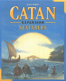 Spirit Games (Est. 1984) - Supplying role playing games (RPG), wargames rules, miniatures and scenery, new and traditional board and card games for the last 20 years sells Catan Expansion Seafarers 2015 Refresh