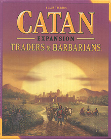 Spirit Games (Est. 1984) - Supplying role playing games (RPG), wargames rules, miniatures and scenery, new and traditional board and card games for the last 20 years sells Catan Expansion Traders and Barbarians 2015 Refresh