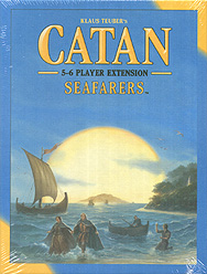 Spirit Games (Est. 1984) - Supplying role playing games (RPG), wargames rules, miniatures and scenery, new and traditional board and card games for the last 20 years sells Catan Expansion 5-6 Player Seafarers 2015 Refresh