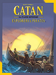 Spirit Games (Est. 1984) - Supplying role playing games (RPG), wargames rules, miniatures and scenery, new and traditional board and card games for the last 20 years sells Catan Expansion 5-6 Player Explorers and Pirates 2015 Refresh
