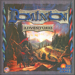 Spirit Games (Est. 1984) - Supplying role playing games (RPG), wargames rules, miniatures and scenery, new and traditional board and card games for the last 20 years sells Dominion: Adventures