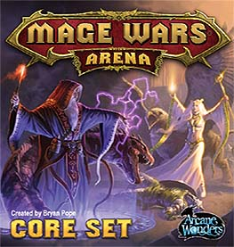 Spirit Games (Est. 1984) - Supplying role playing games (RPG), wargames rules, miniatures and scenery, new and traditional board and card games for the last 20 years sells Mage Wars Arena Core Set