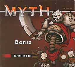 Spirit Games (Est. 1984) - Supplying role playing games (RPG), wargames rules, miniatures and scenery, new and traditional board and card games for the last 20 years sells Myth: Bones Expansion Boss