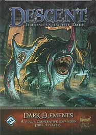 Spirit Games (Est. 1984) - Supplying role playing games (RPG), wargames rules, miniatures and scenery, new and traditional board and card games for the last 20 years sells Descent: Journeys in the Dark Second Edition - Dark Elements