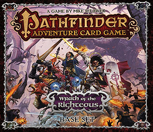 Spirit Games (Est. 1984) - Supplying role playing games (RPG), wargames rules, miniatures and scenery, new and traditional board and card games for the last 20 years sells Pathfinder Adventure Card Game: Wrath of the Righteous - Base Set