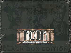 Spirit Games (Est. 1984) - Supplying role playing games (RPG), wargames rules, miniatures and scenery, new and traditional board and card games for the last 20 years sells Noir: Black Box Edition
